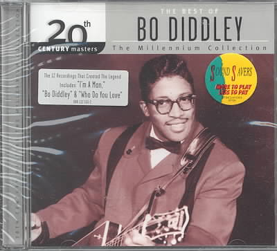 20TH CENTURY MASTERS:MILLENNIUM COLLE BY DIDDLEY,BO (CD)