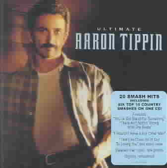 ULTIMATE AARON BY TIPPIN,AARON (CD)